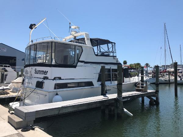 Marine Trader TRADEWINDS 43 Starboard Side