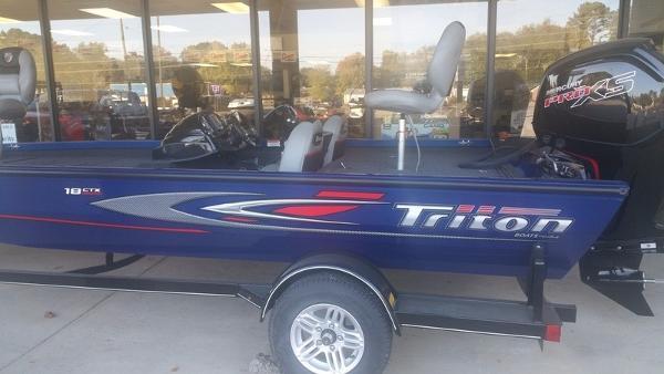 Triton CTX 18