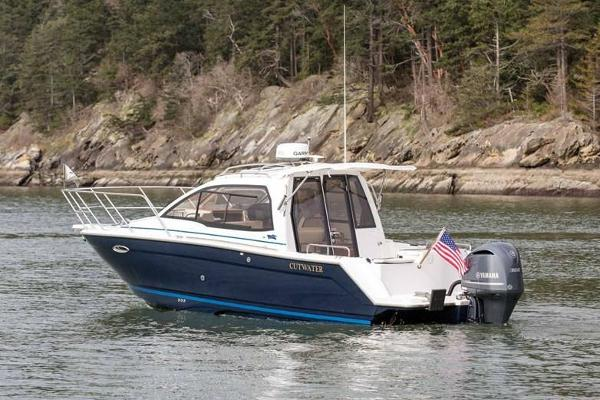 Cutwater 24 coupe