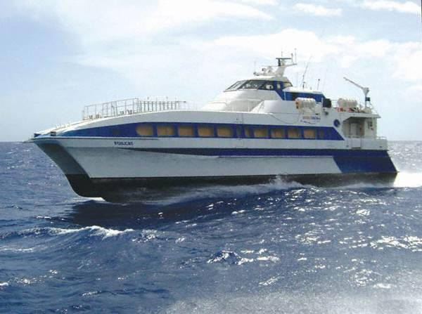 Foilcat High Speed Ferry (JSS)