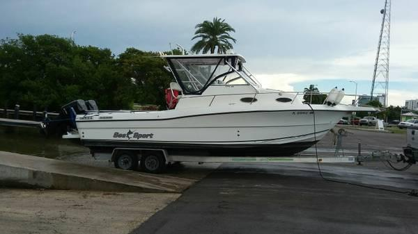 Sea Sport 2800 Walk Around Sea Sport 2800 Walk Around