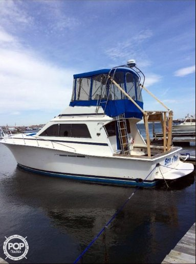 Pacemaker 37 SF 1991 Pacemaker 37 SF for sale in South Portland, ME
