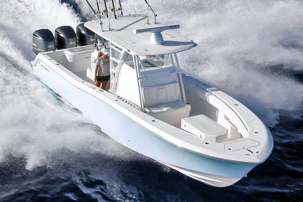 Invincible 36 Open Fisherman