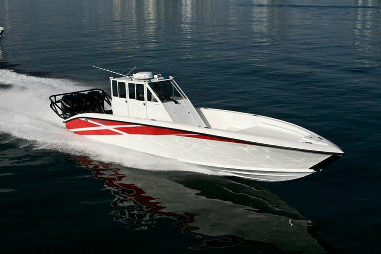 Midnight Express Boat image