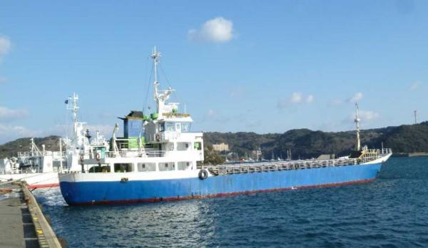 57.5m x 9.3m x 3.35m General Cargo Vessel /One hold - MacGregor Hatches