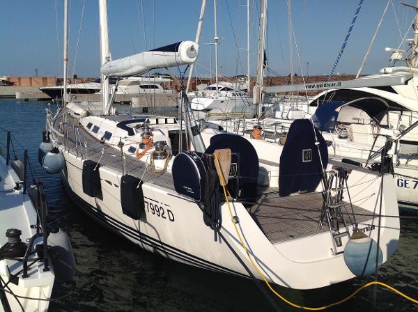 X-Yachts X 55'