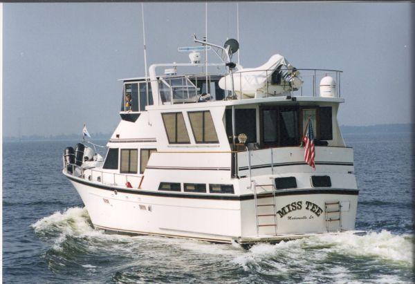 Sea Ranger  King Yachts 52