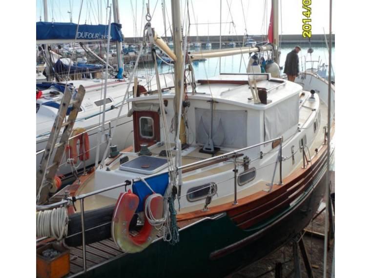 Fayrwas Marine Fisher 37 Motorsailer Fayrways Marine