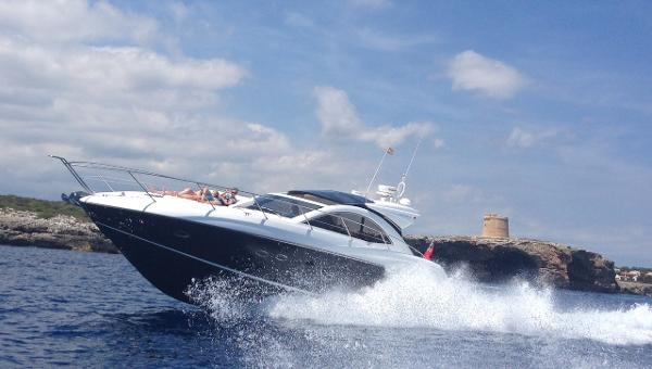 Sunseeker Portofino 48 Main Image (Actual Vessel)