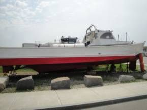 1962 40' steel Ex Coast Guard Boat /Cruising speed: 25 knots
