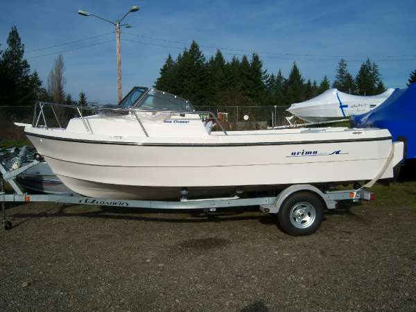 Arima Sea Chaser 19