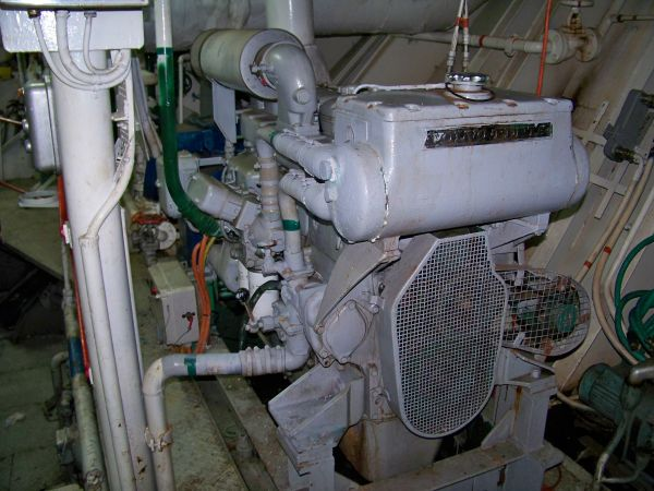 Port Side Generator