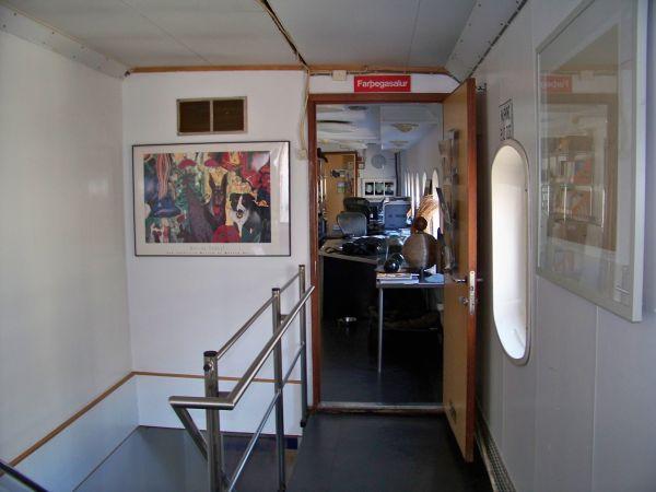 Interior Passageway