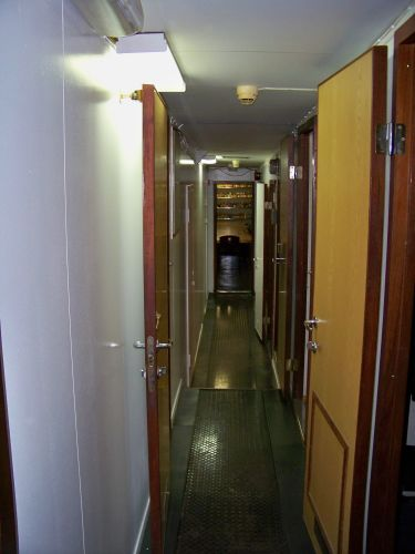 Fwd Accommodation Area Companionway