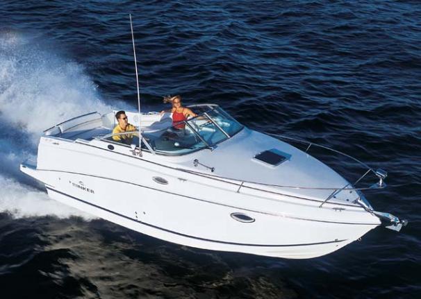 Rinker 250 Express Cruiser Manufacturer Provided Image