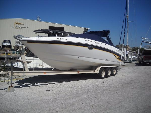 Chaparral 280 SSi Bowrider