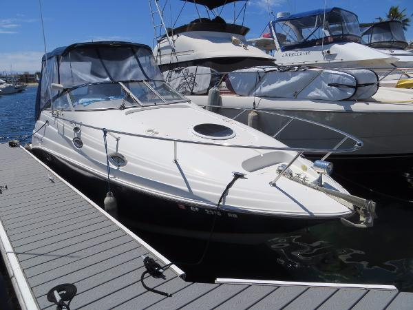 Regal Commodore 2665 Actual Boat