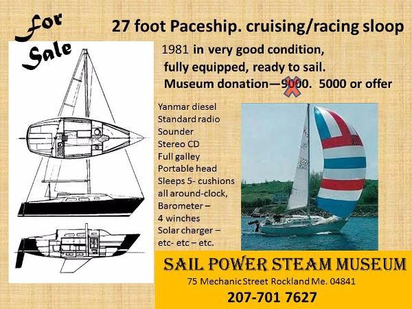 Paceship Sloop