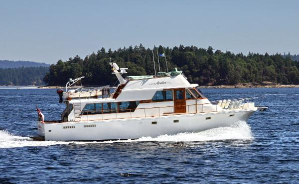 Canoe Cove Pilothouse