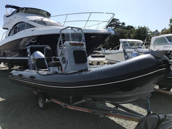 Highfield 500 Ocean master