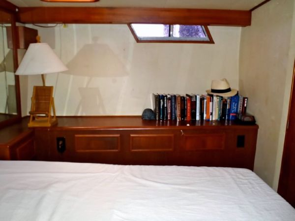 Stateroom - Port Side