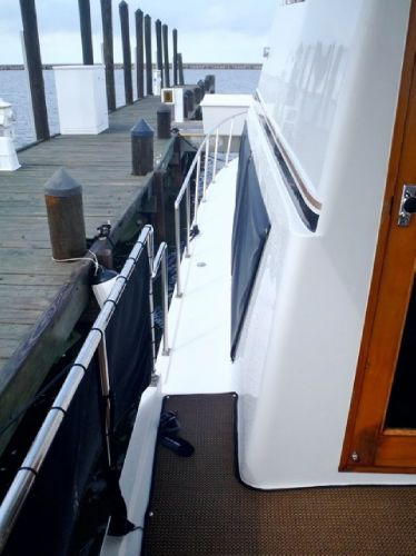 Side Deck - Port Side