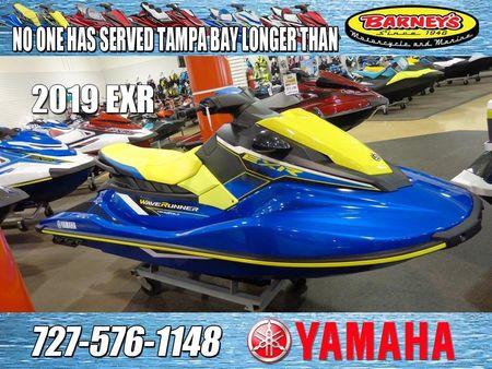2019 Yamaha WaveRunner EXR, St  Petersburg Florida - boats com