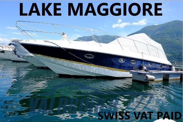 Princess V42 LAKE MAGGIORE
