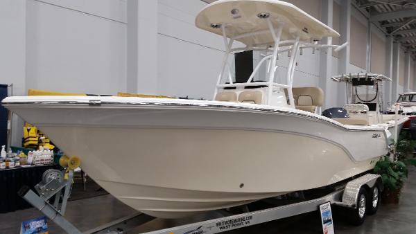 Sea Fox 246 Commander