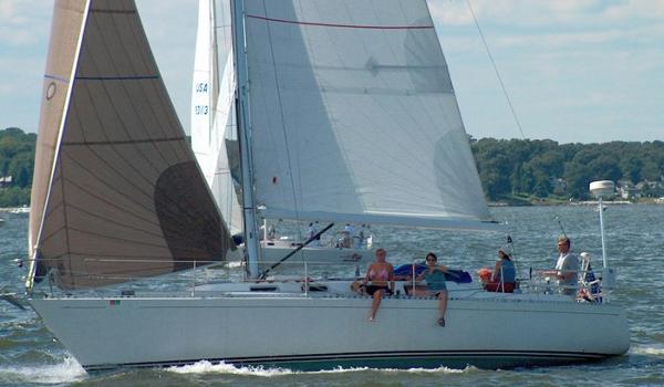 J Boats J/40