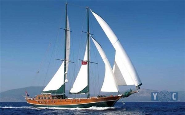 Mako Sail Etemoglu Boat Yards GULET 1997 BC MARİN 01