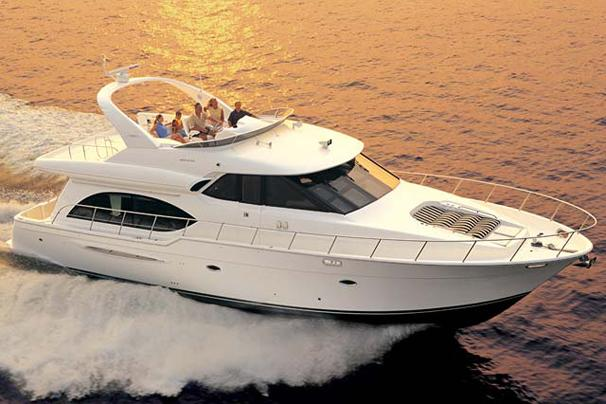Meridian 580 Pilothouse Manufacturer Provided Image