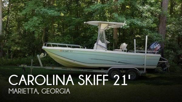 Carolina Skiff 21 Ultra Elite 2014 Carolina Skiff 21 Ultra Elite for sale in Marietta, GA
