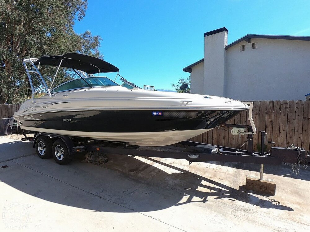 Sea Ray 220 Sundeck 2005 Sea Ray 23 for sale in Norco, CA
