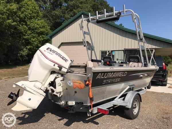 Alumaweld STRYKER 19 2004 Alumaweld 19 for sale in Rockford, MI