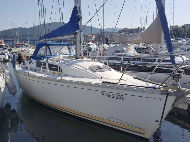 Jeanneau Sun Light 31