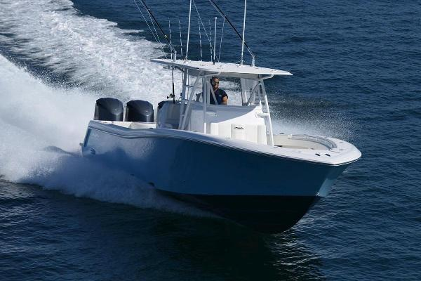 Invincible 39 Open Fisherman