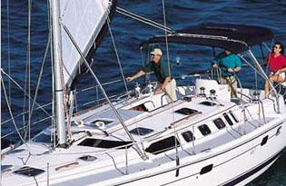 Hunter 46 Hunter 46 Manufacturer Provided Image