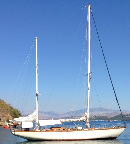 Laurin Ketch 56'