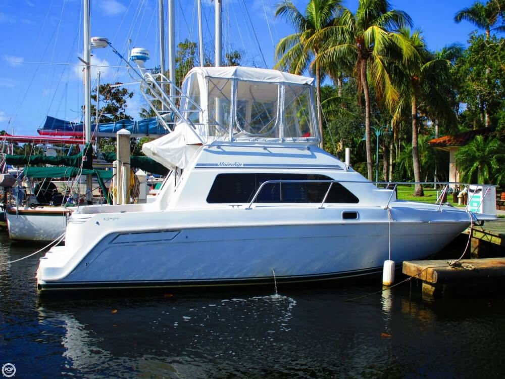 Mainship 31 Sedan Bridge 1995 Mainship 31 Sedan Bridge for sale in Fort Lauderdale, FL