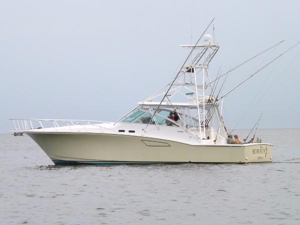 Cabo yachts 45' CABO EXPRESS SF