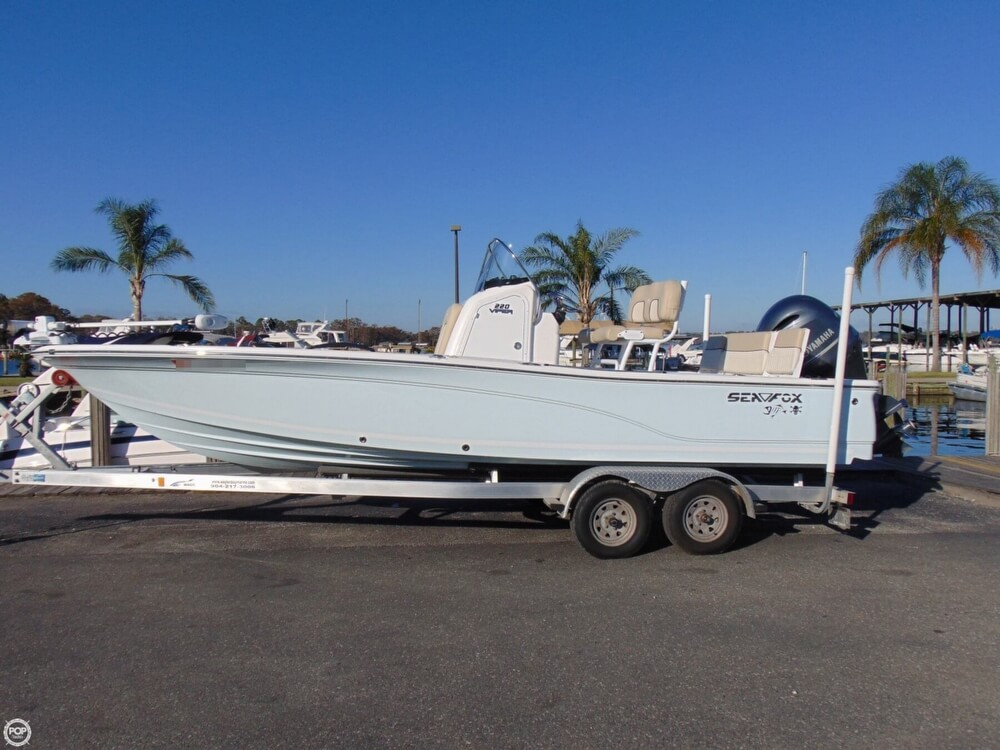 Sea Fox 220 Viper 2017 Sea Fox 220 Viper for sale in Fleming Island, FL