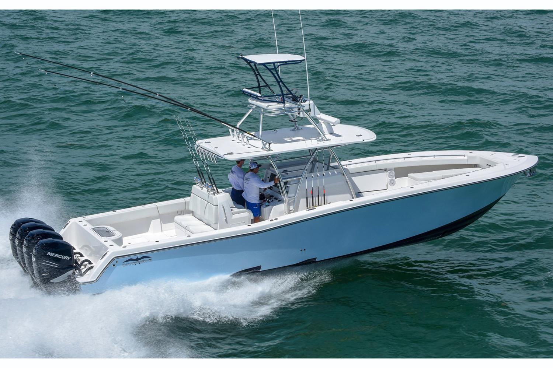 Invincible Boat image