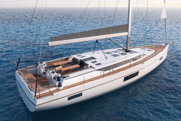 Bavaria C57 new sailing boat BAVARIA C 57