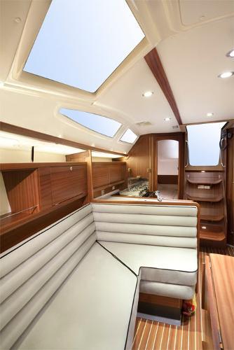 Delphia 37.3 Interior
