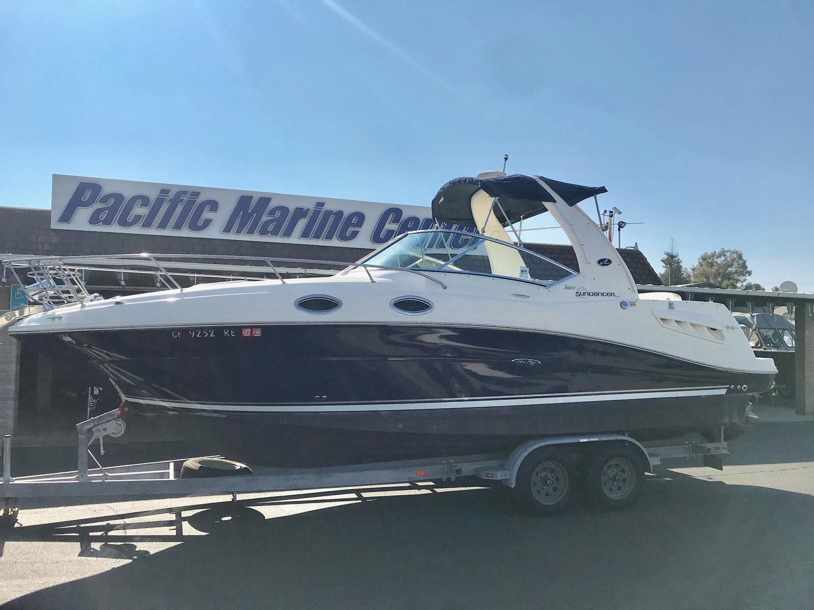 Sea Ray 260 Sundancer - ONLY 2 HOURS!!