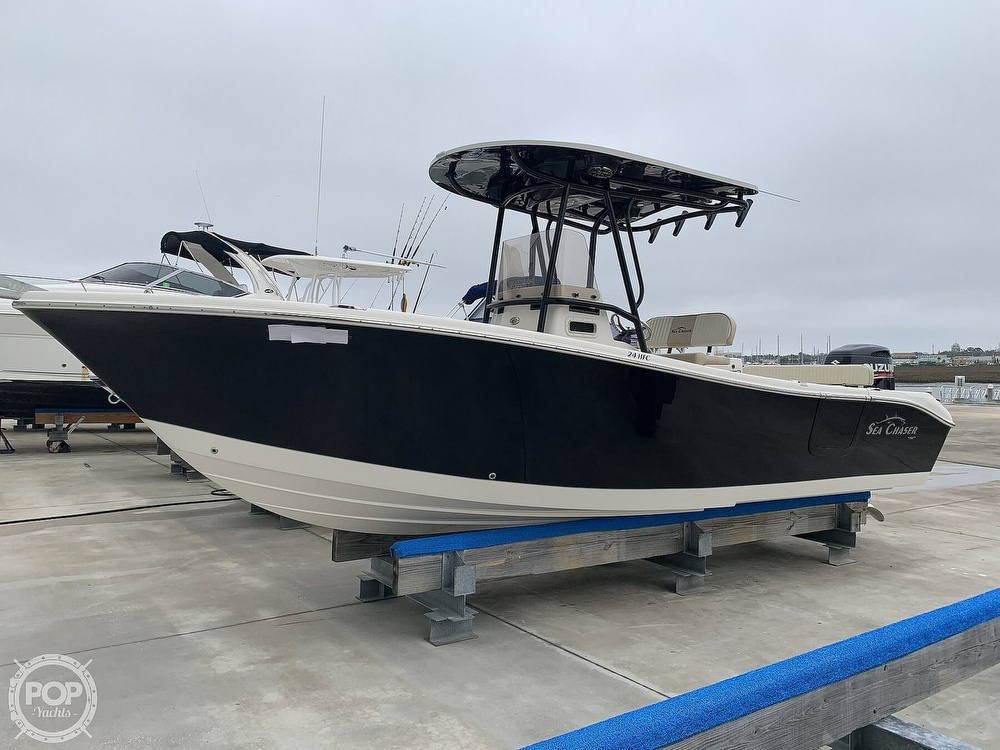 Sea Chaser 24 HFC 2019 Carolina Skiff Sea Chaser 24 for sale in Saint Augustine, FL