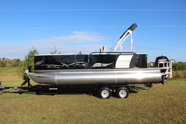 Bentley Pontoons 220 Elite Admiral