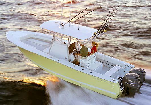 Southport 26 Center Console Manufacturer Provided Image