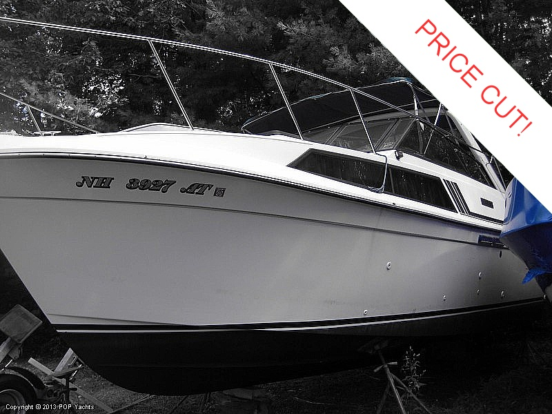 1985 Carver 28 for sale in Sullivan, NH